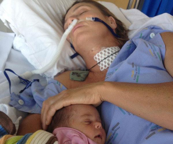Amanda Lowry Hospital Now to Love