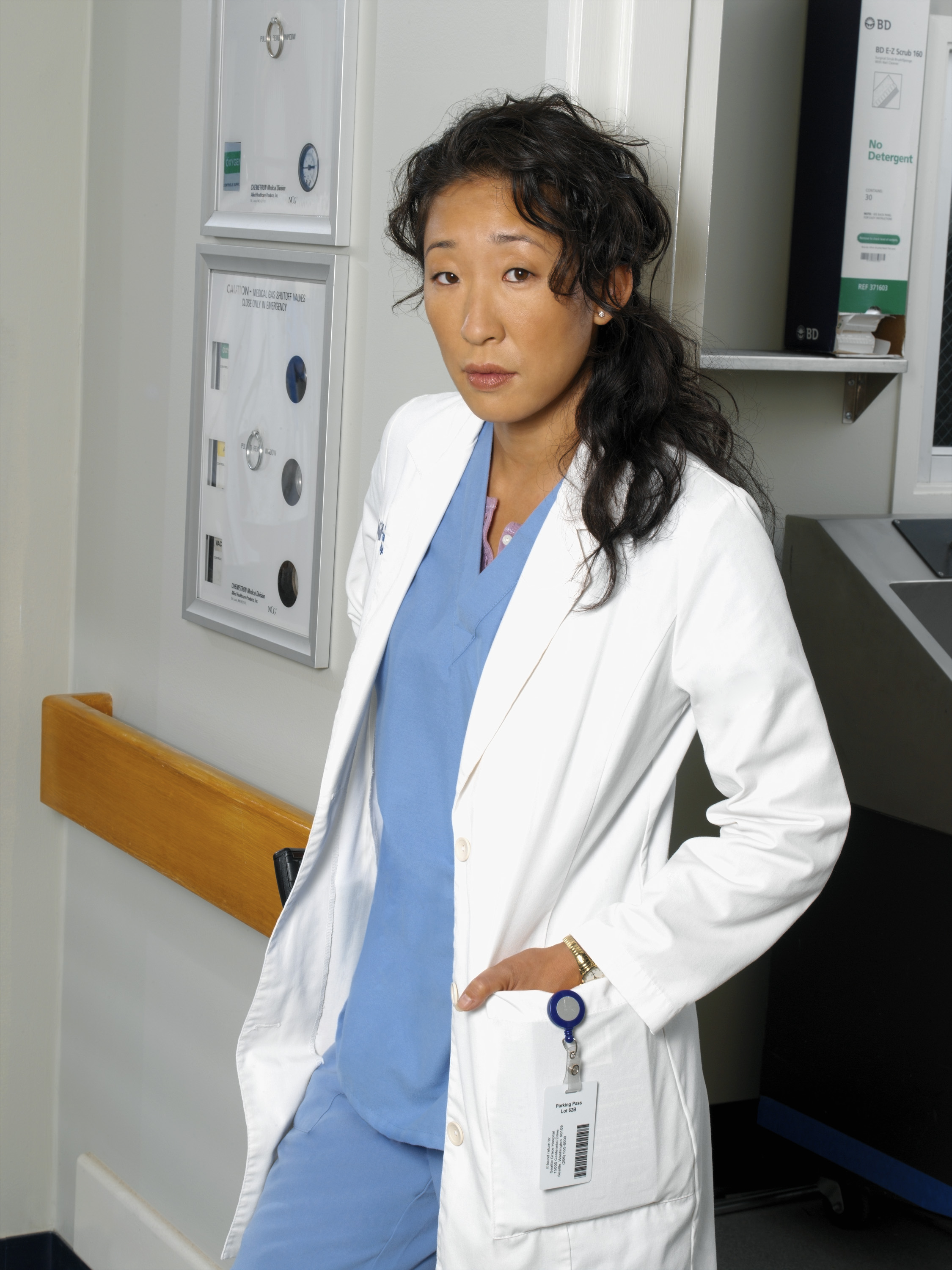 Cristina Yang Greys Anatomy Getty Images