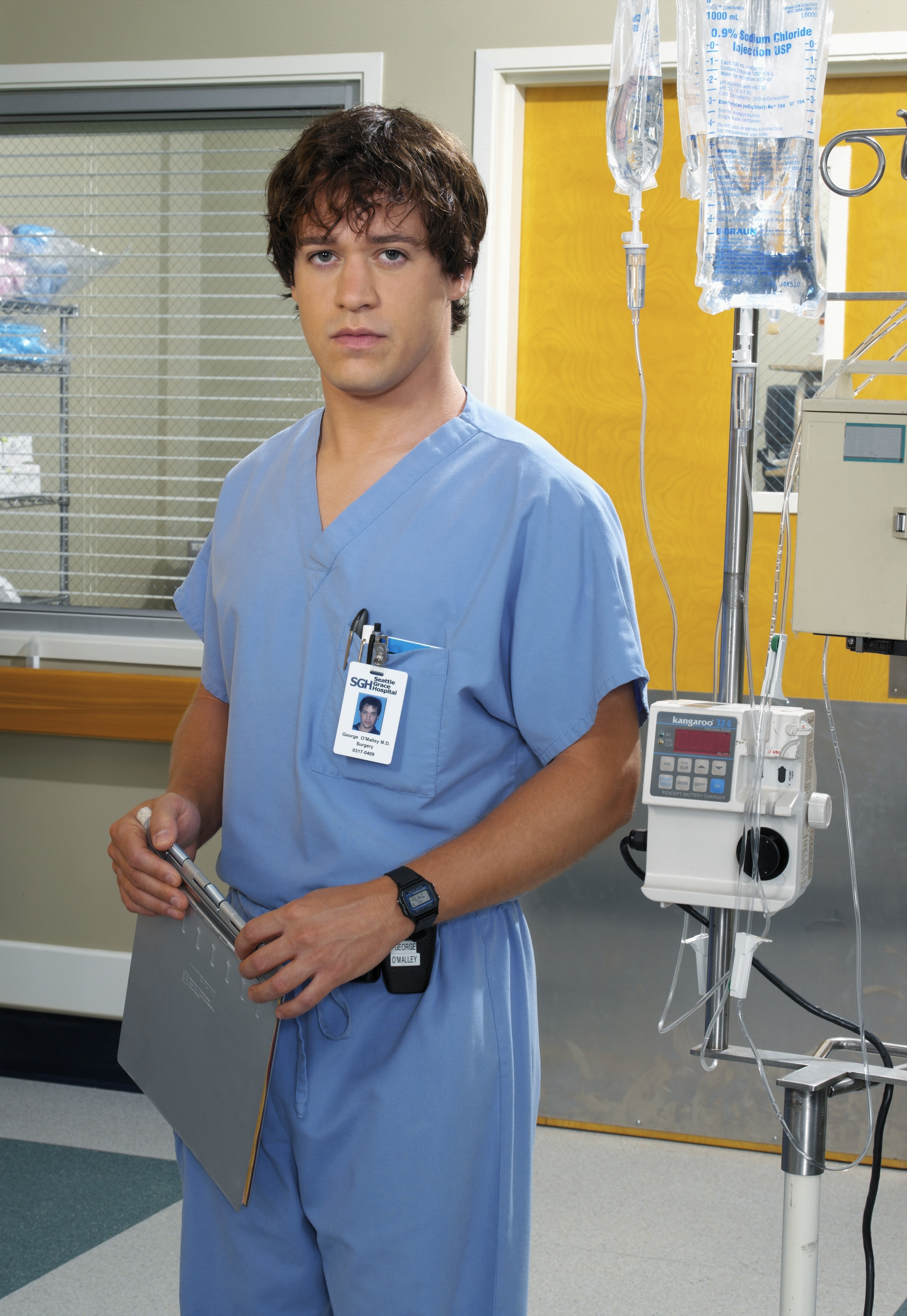 George O Malley Grey's Anatomy Getty Images