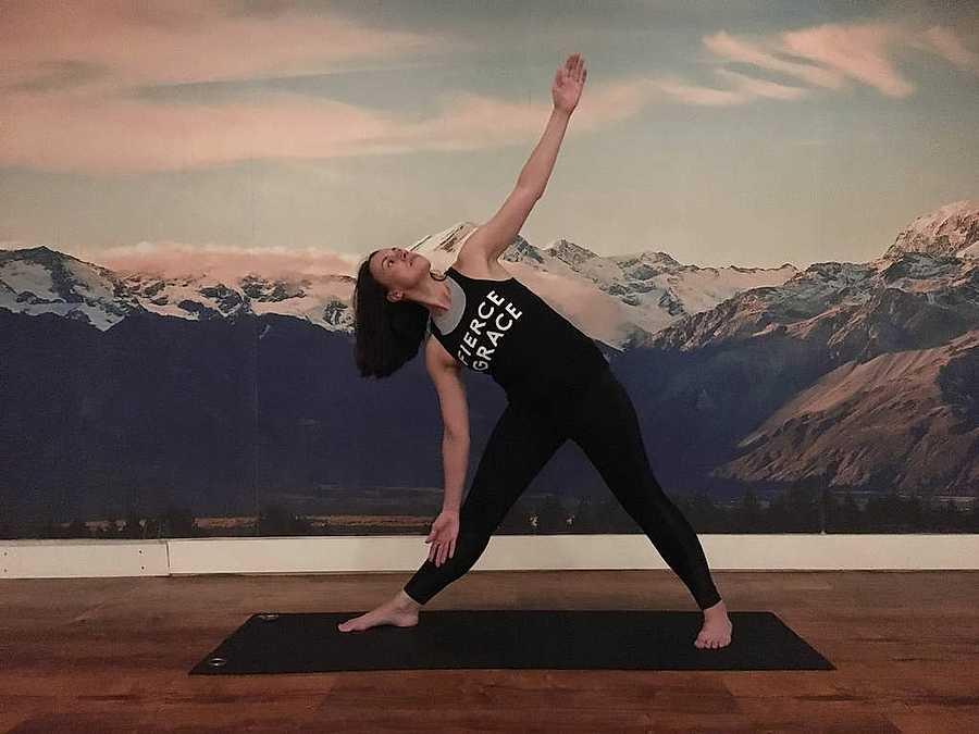 Grazia MM Yoga