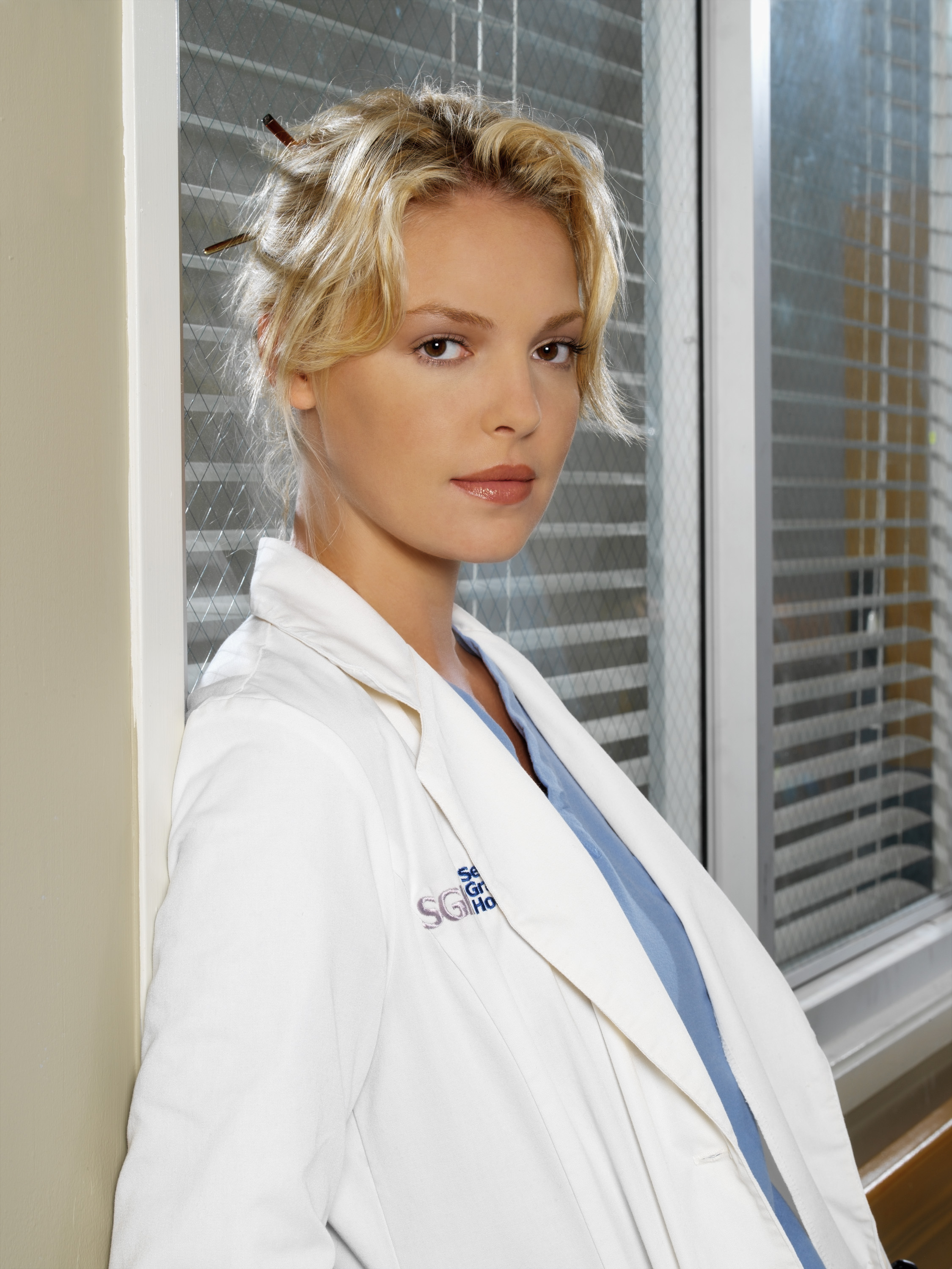Izzie Stevens Grey's Anatomy Getty Images