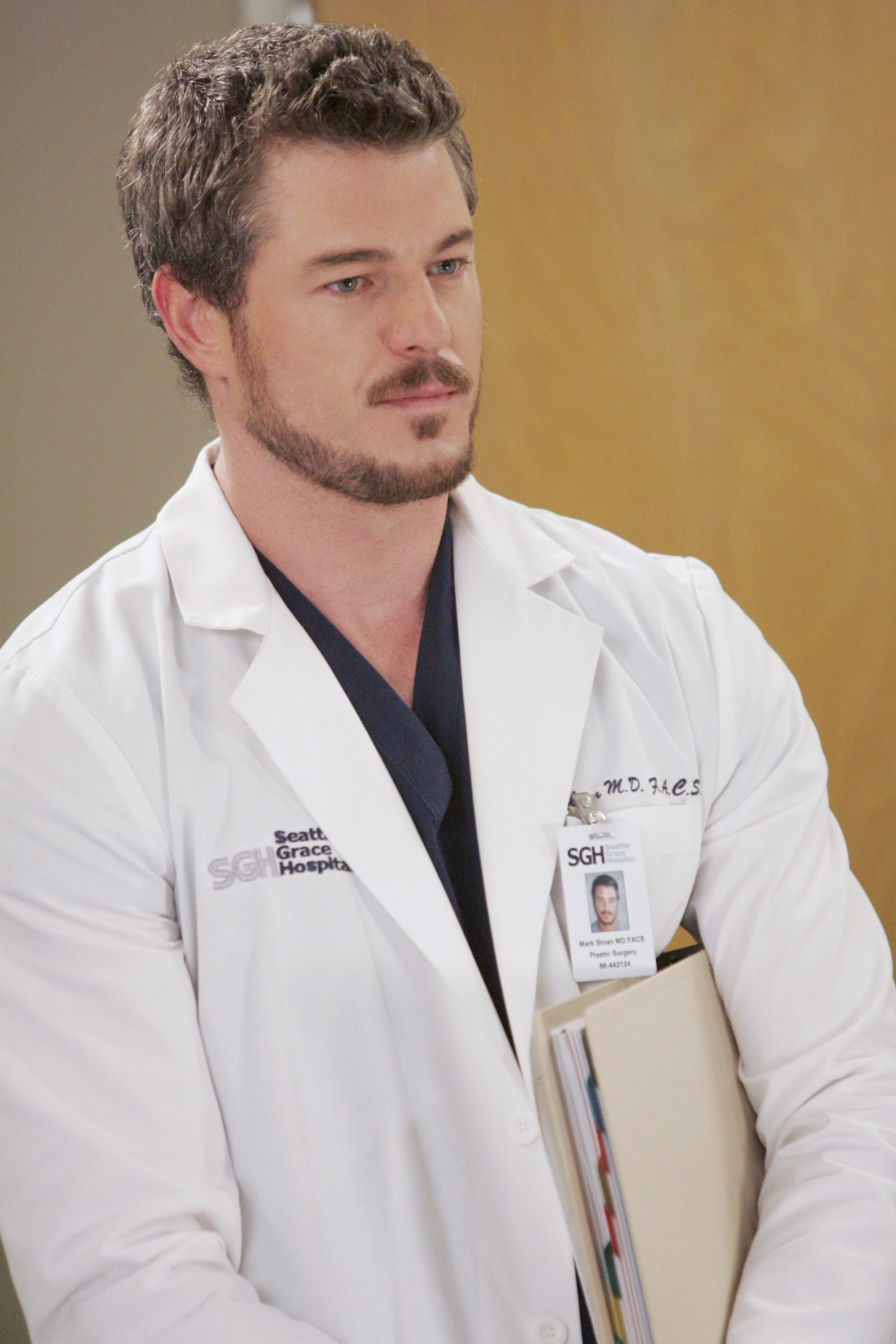 Mark Sloan Grey's Anatomy Getty Images