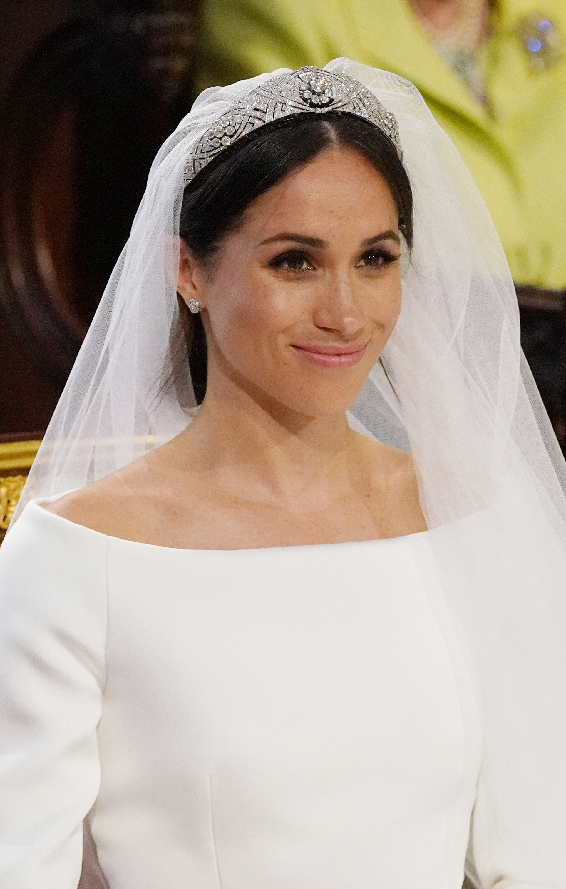 Meghan Markle Wedding Dress Tiara