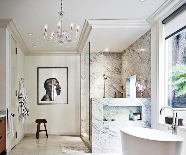HTL Minimalist Shower