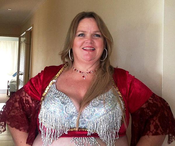 Sue Belly Dancing NTL