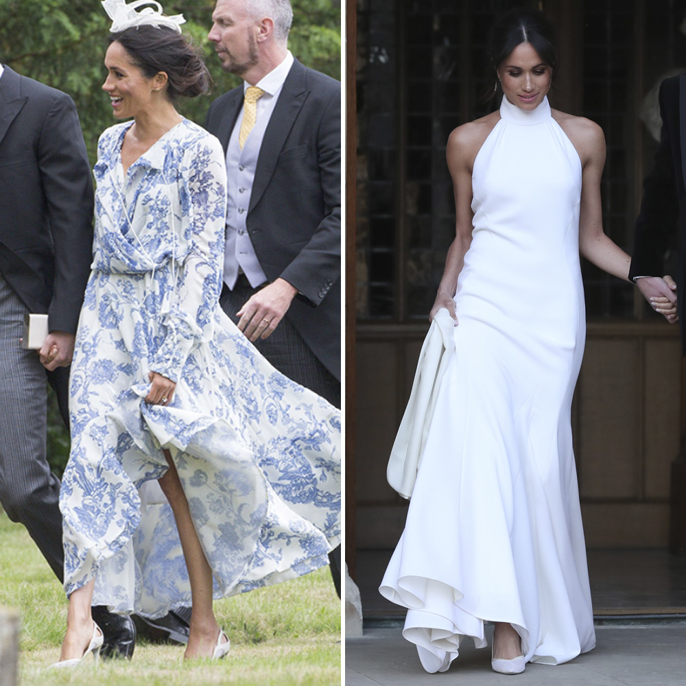 Meghan Markle Splash/Getty Images