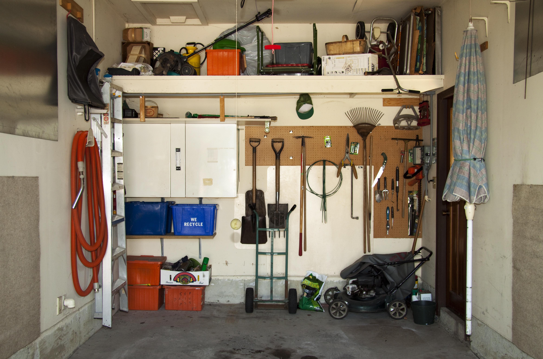 Neat Garage
