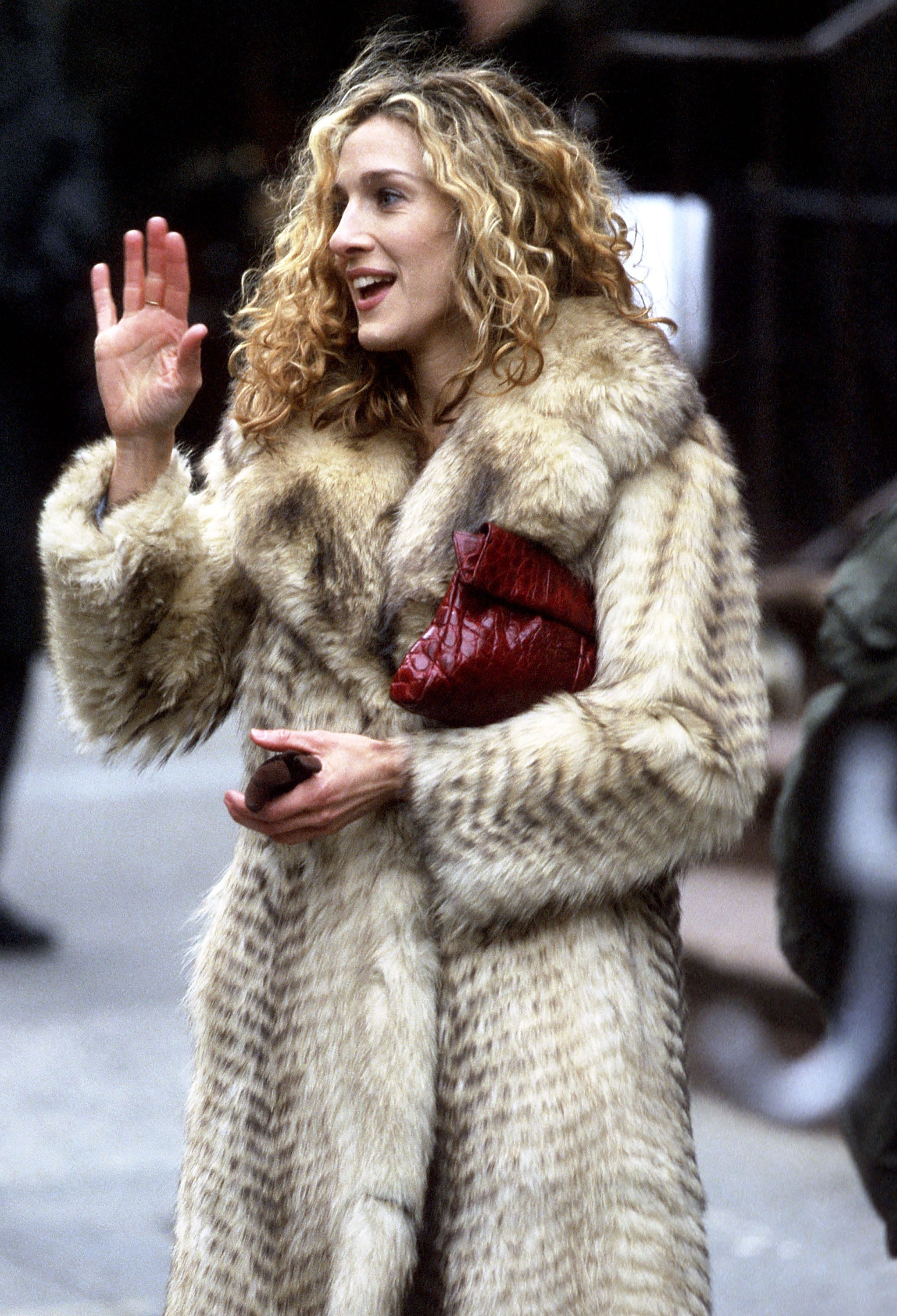 SATC Carrie Getty Images