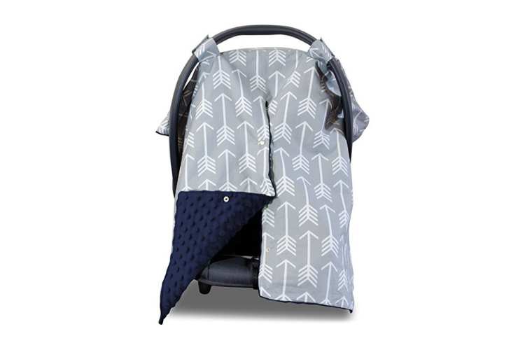 Kids N Such Car Seat Cover Canopy