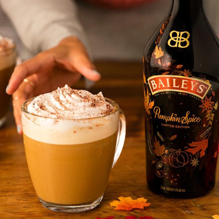 pumpkin spice liquor