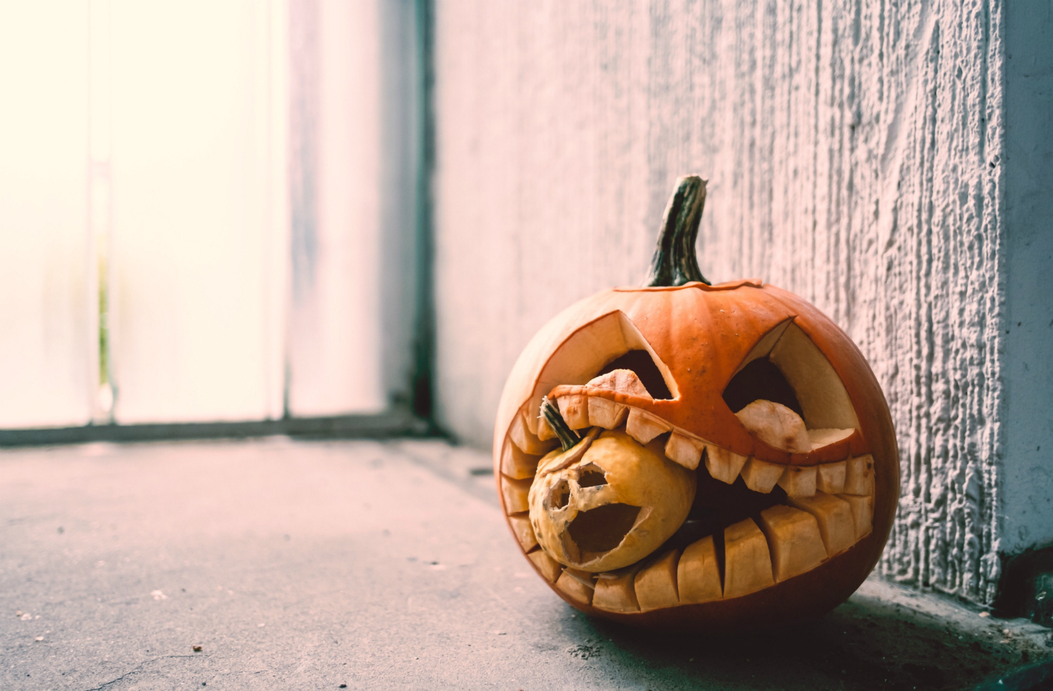 why are carved pumpkins called jackolanterns