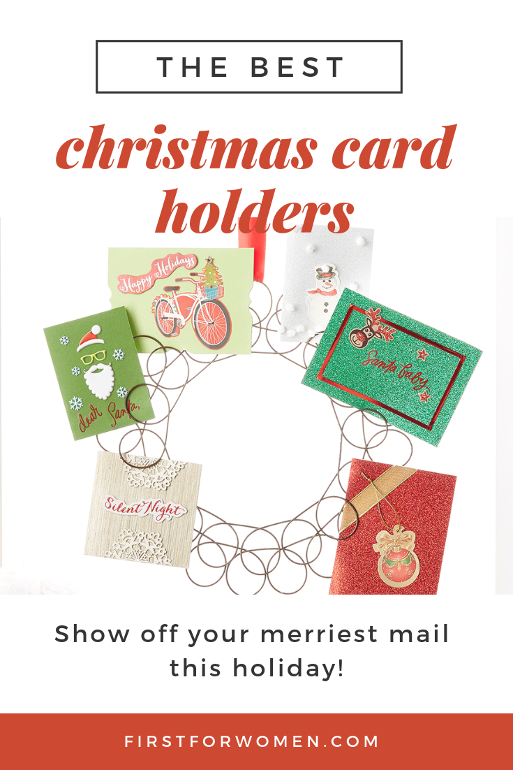 Best Christmas Card Holders