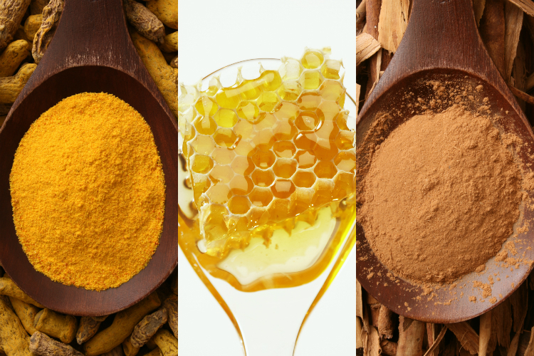 Turmeric Honey Cinnamon Diet