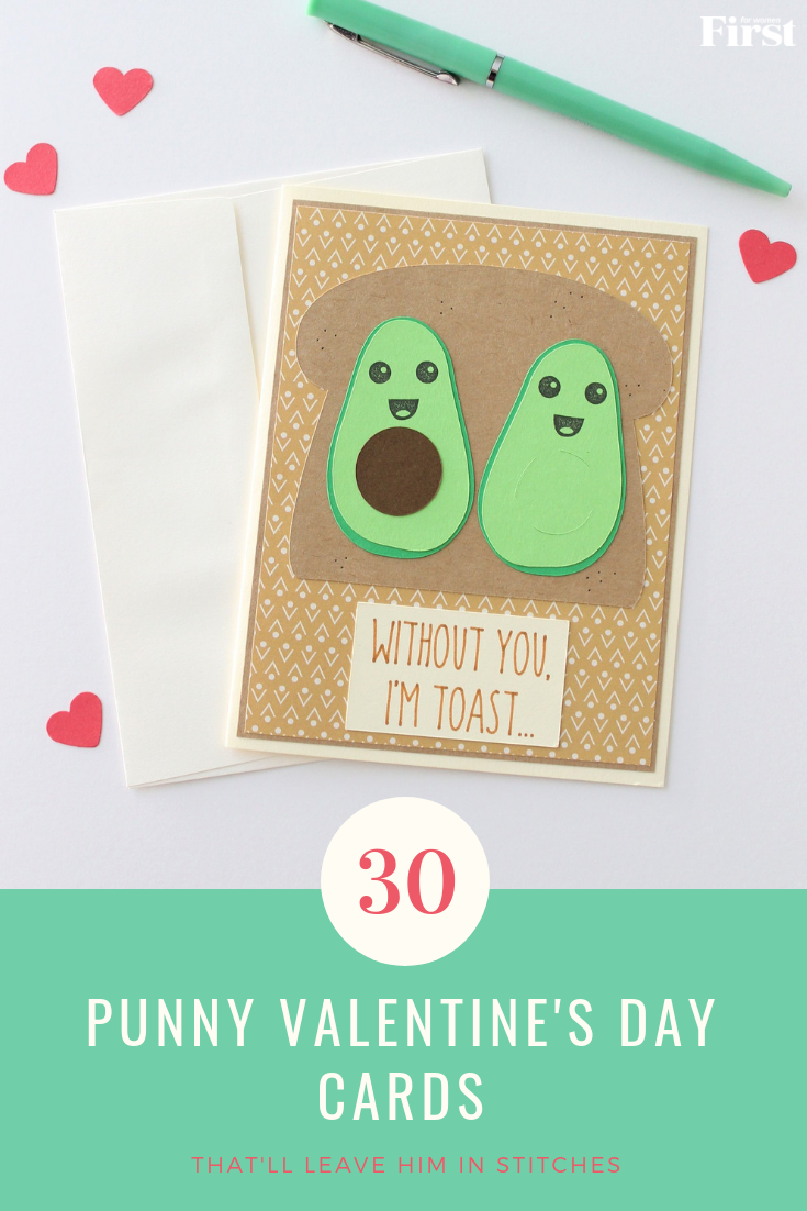 Best Punny Valentine's Day Cards for Him
