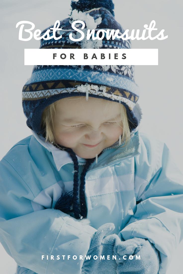 Best Snowsuits for Babies