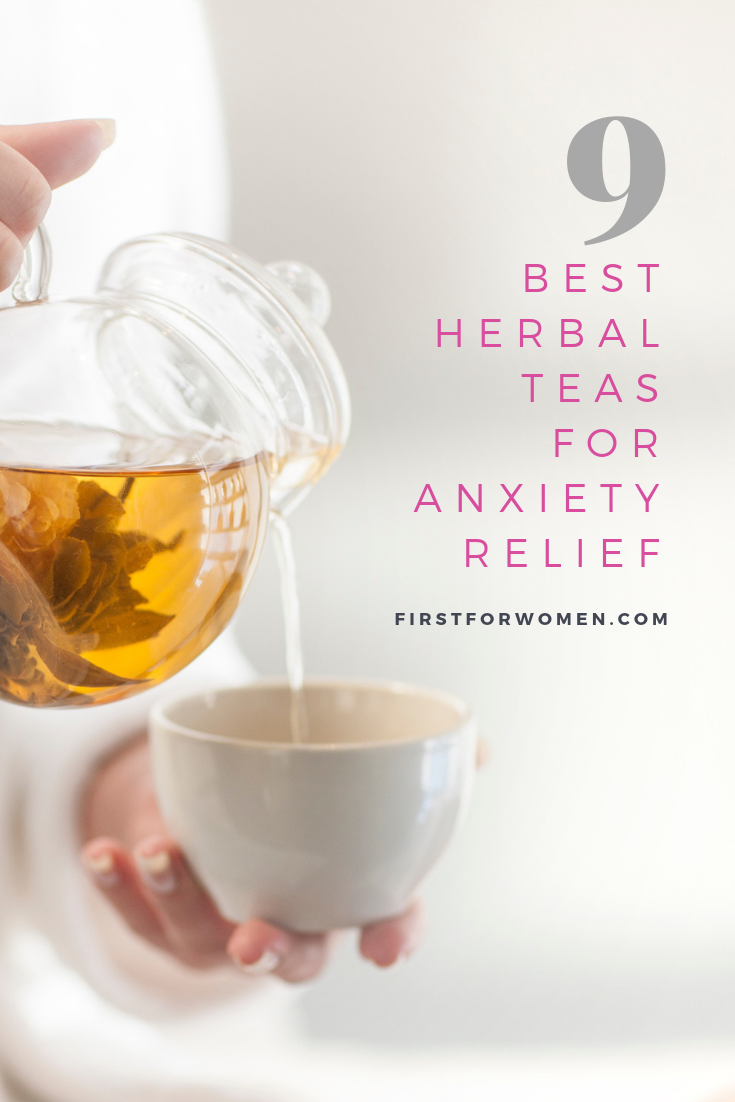 The Best Teas for Anxiety