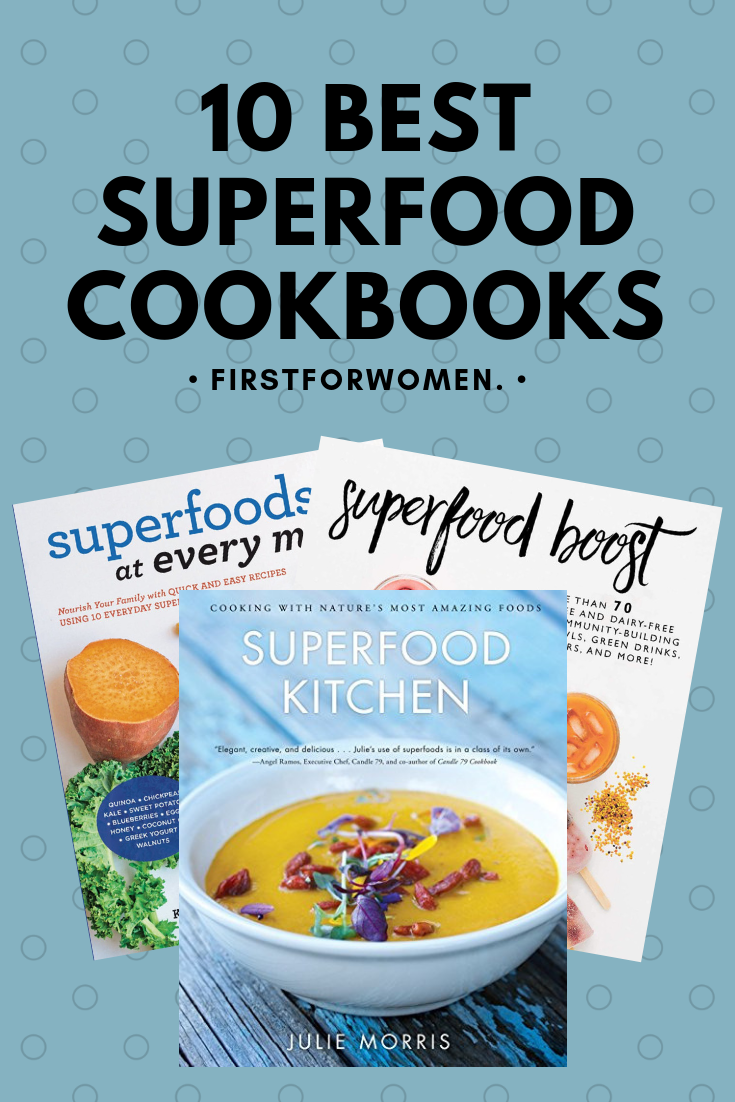 Best Superfood Cookbooks
