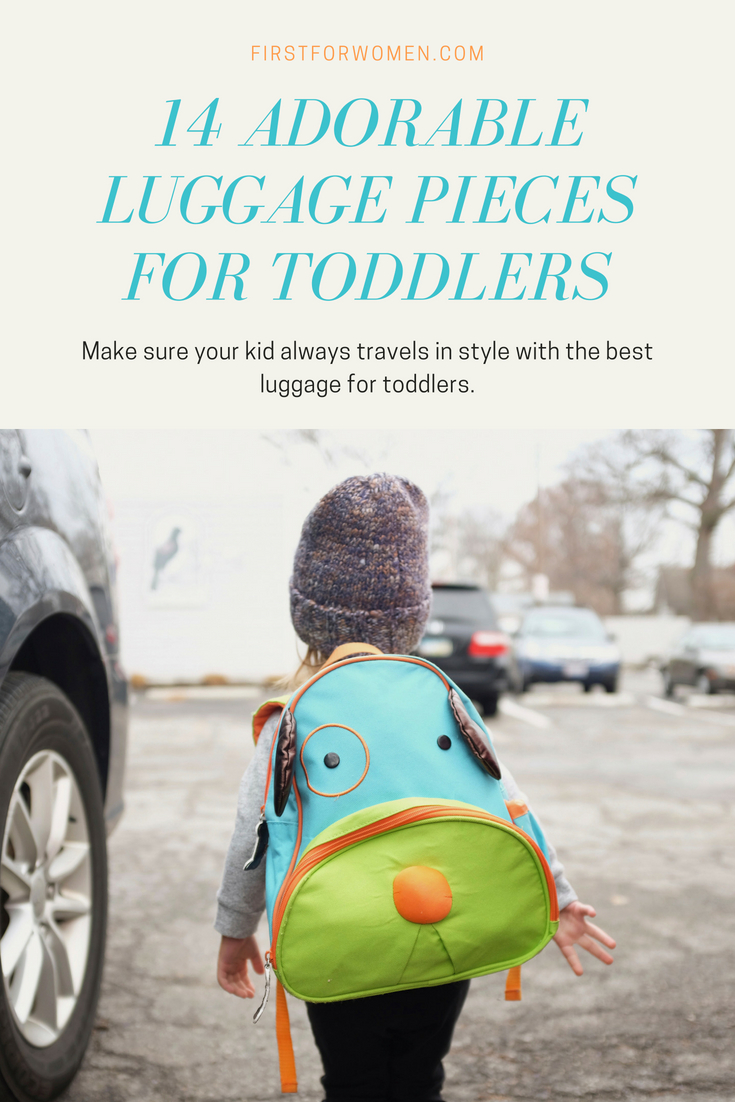 Best Luggage for Toddlers