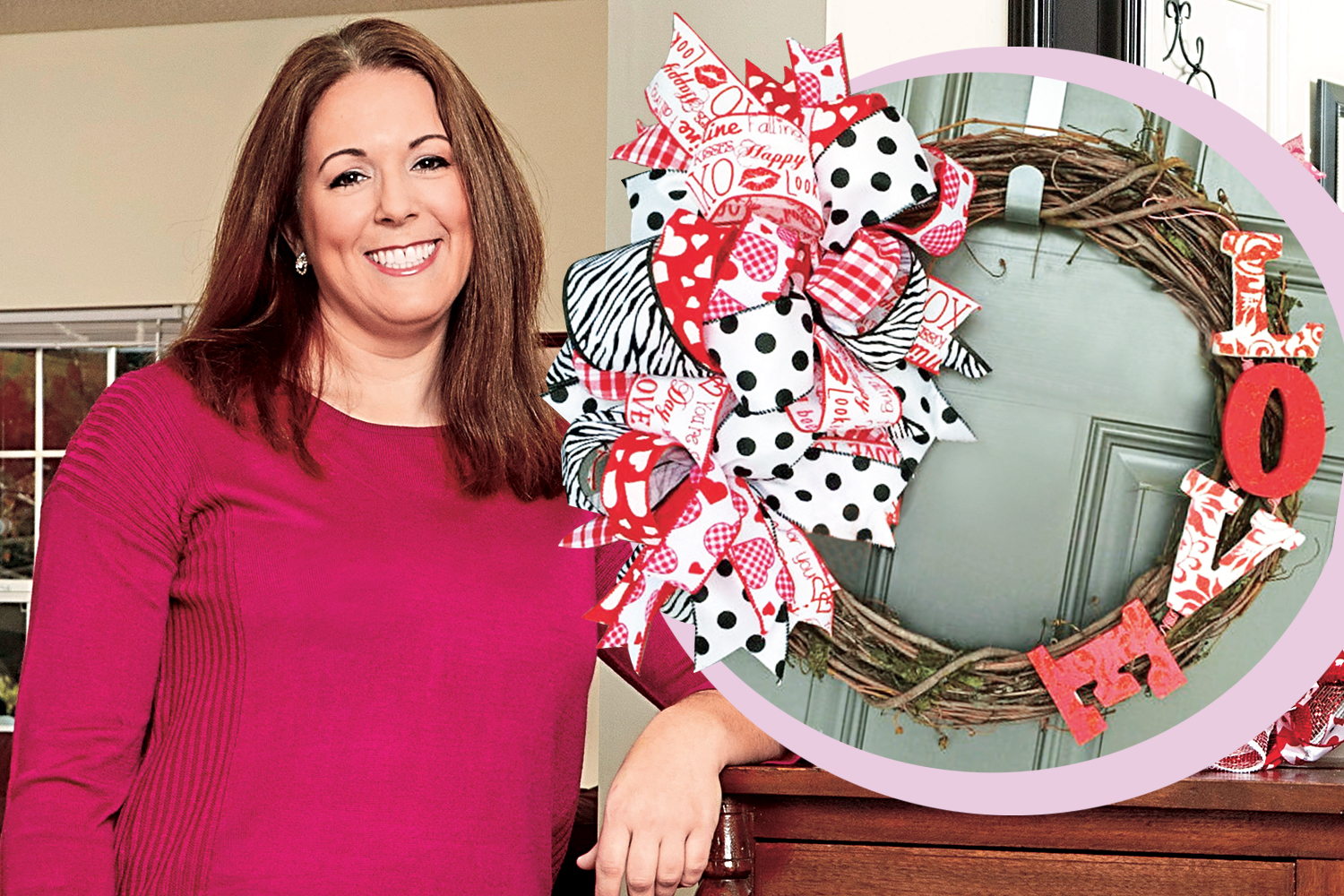 How to craft and sell wreaths