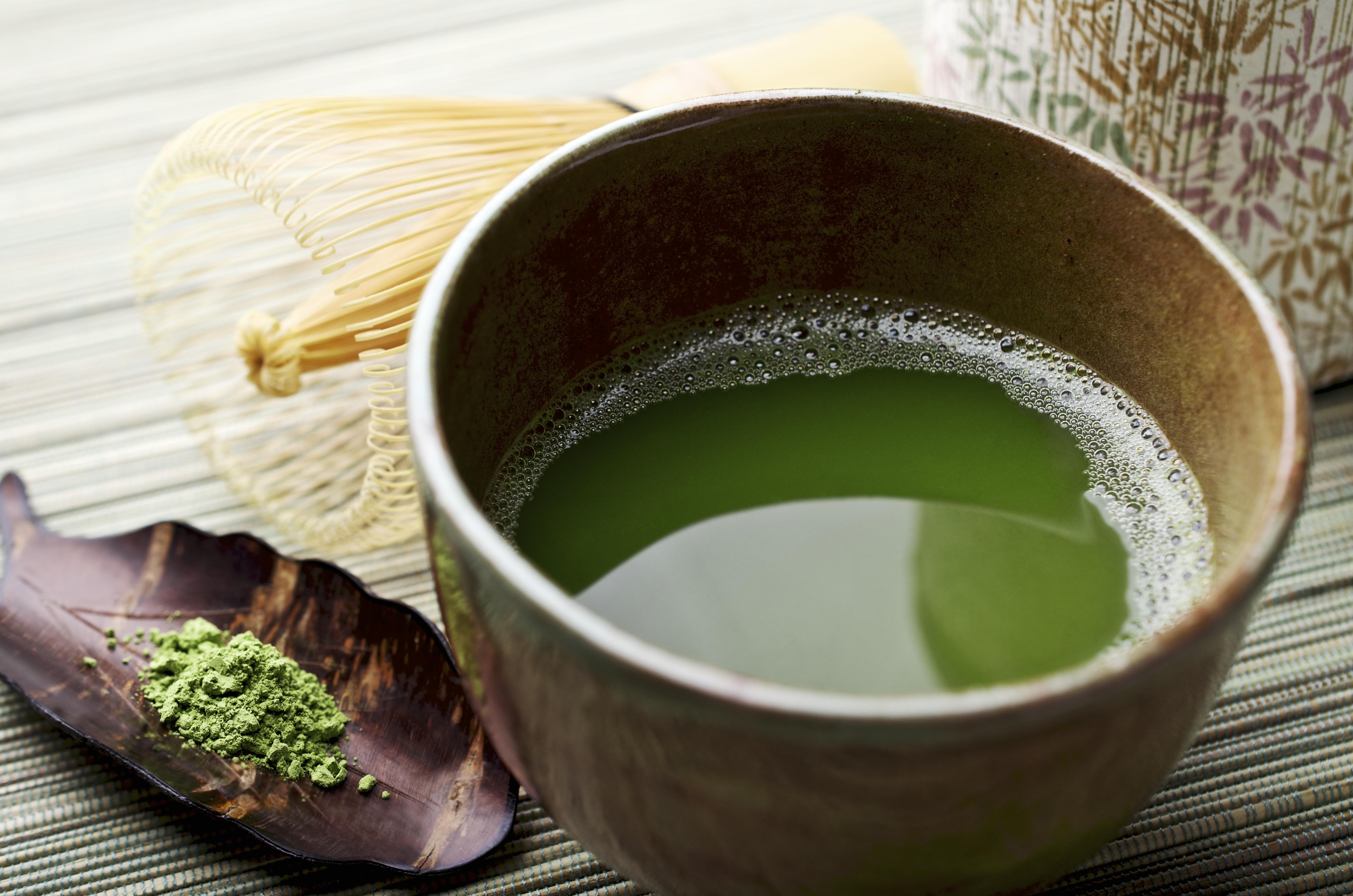 Green Tea Getty