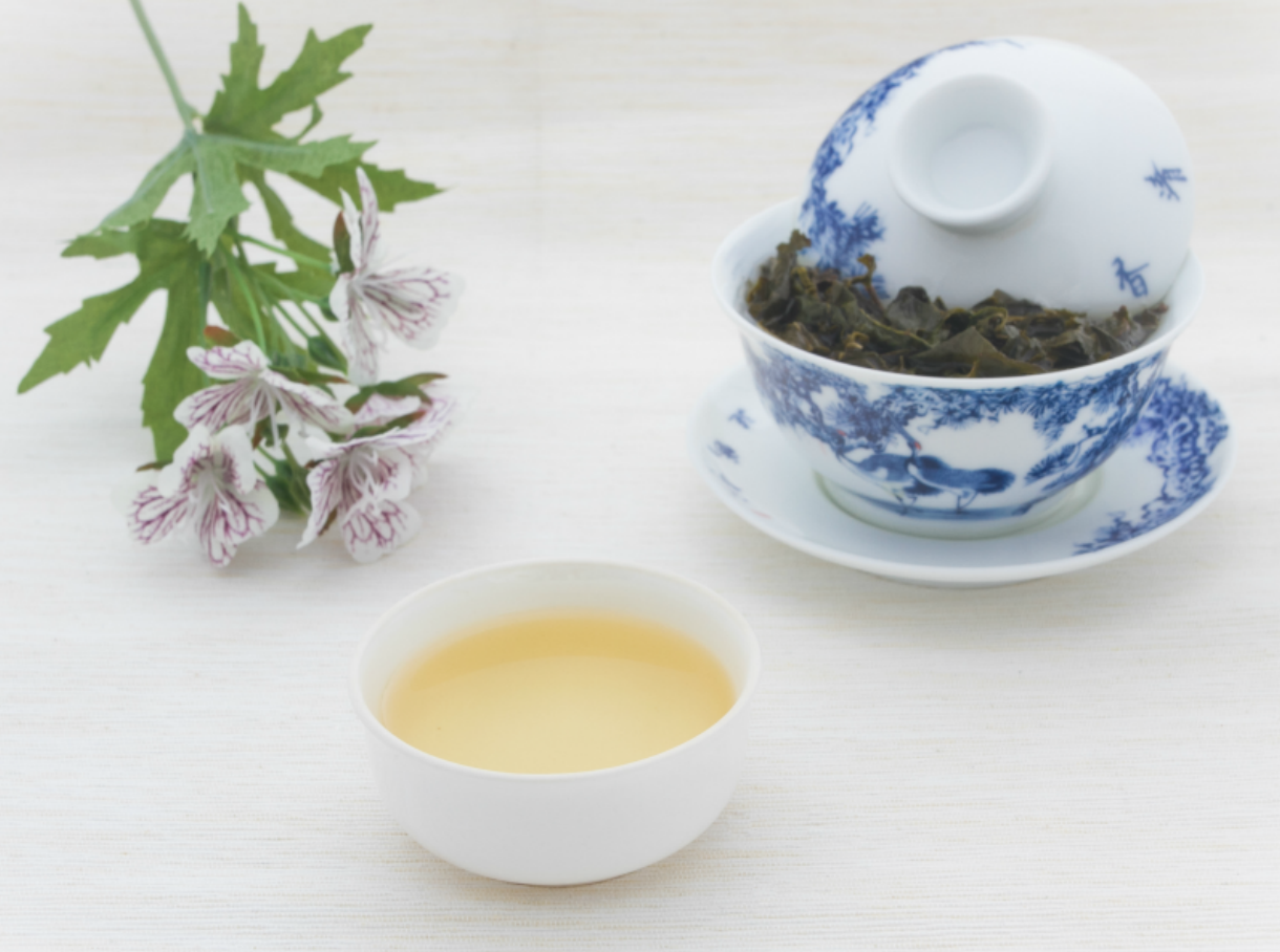 why is oolong tea good for weight loss