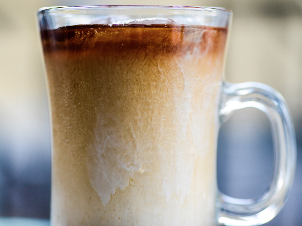 how to make good iced coffee at home