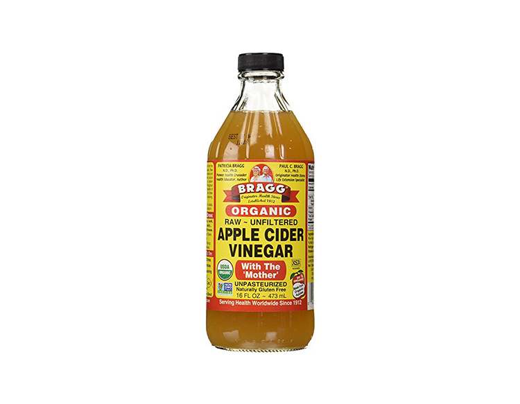 apple cider vinegar silent uti ffw