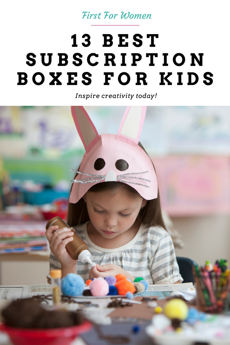 Best Kid Subscription Boxes
