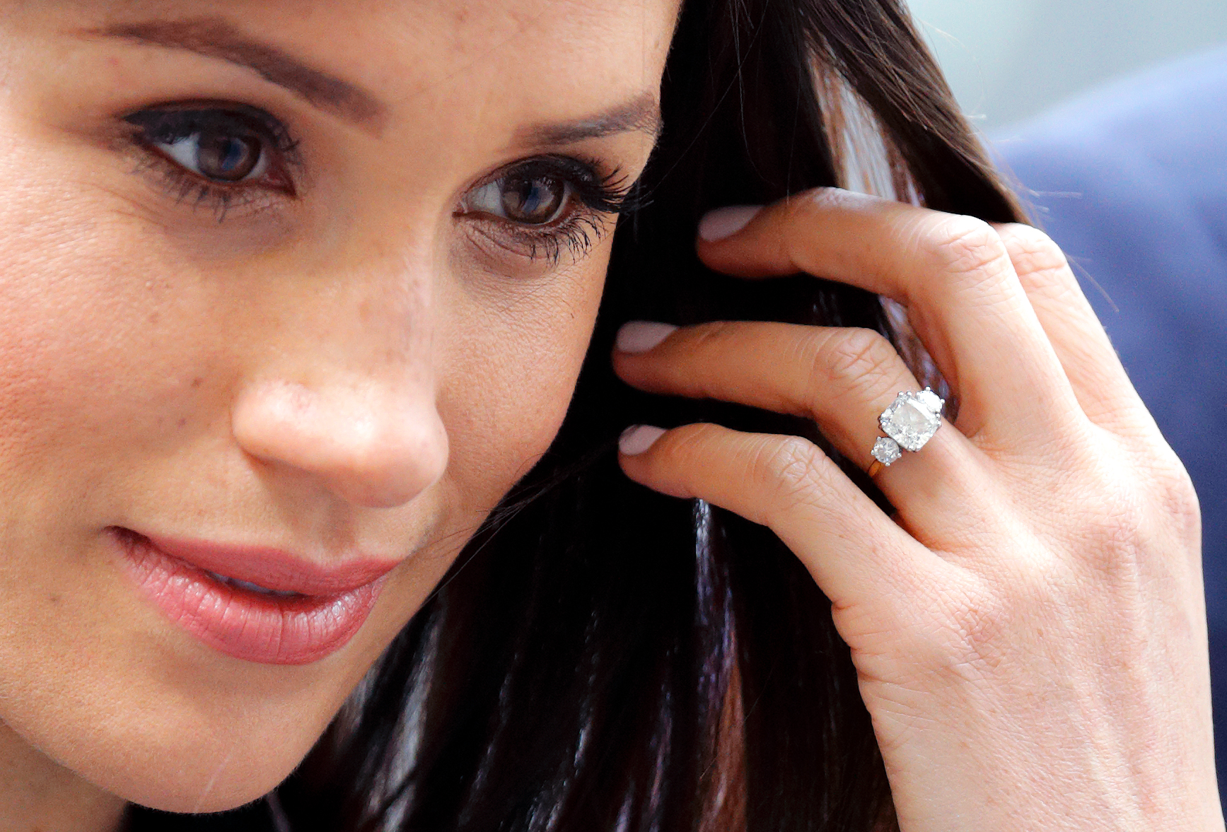 meghan markle ring