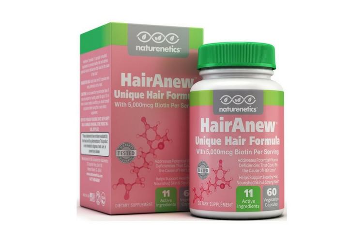 Hair Anew Biotin Vitamin