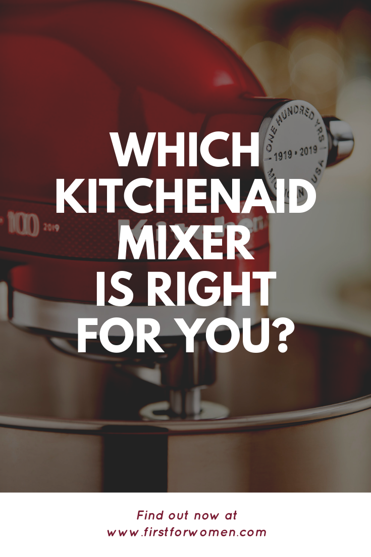 Which KitchenAid Mixer is Right for You