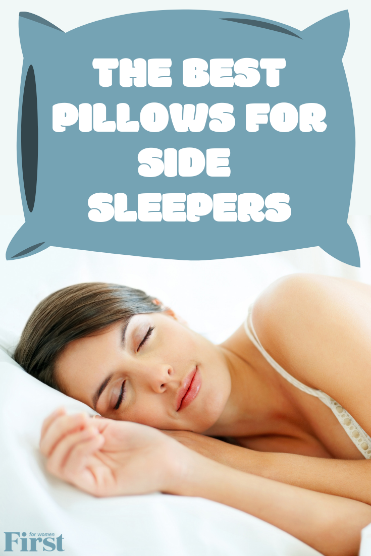 Best Pillows for Side Sleepers with Neck Shoulder Pain
