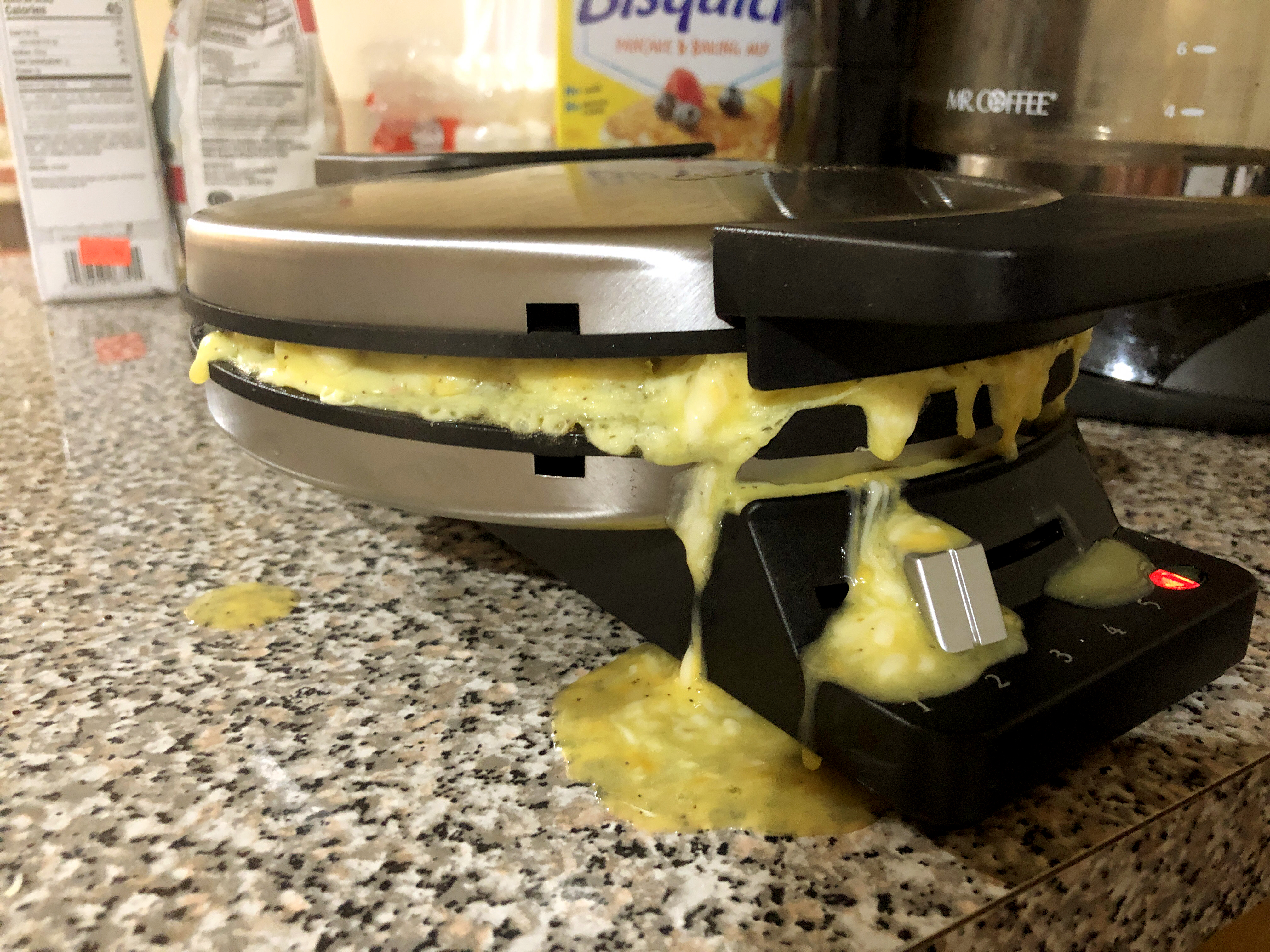 Chaffles recipe