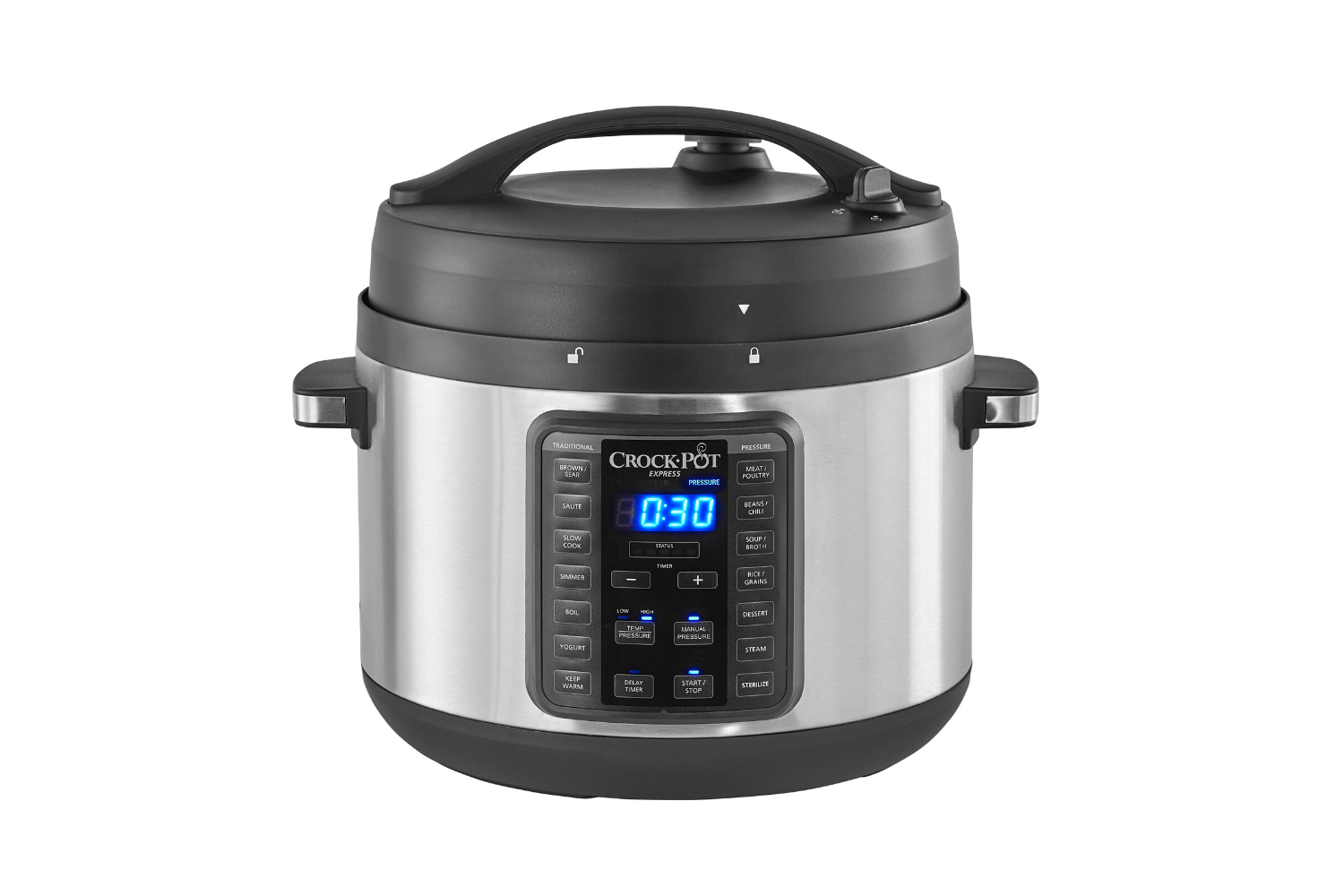 10 Quart Crock Pot
