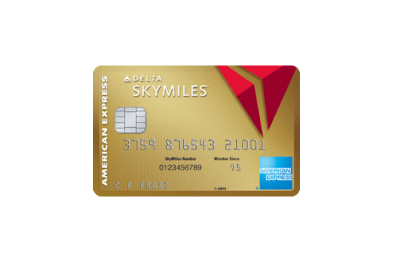 American Express Gold Skymiles