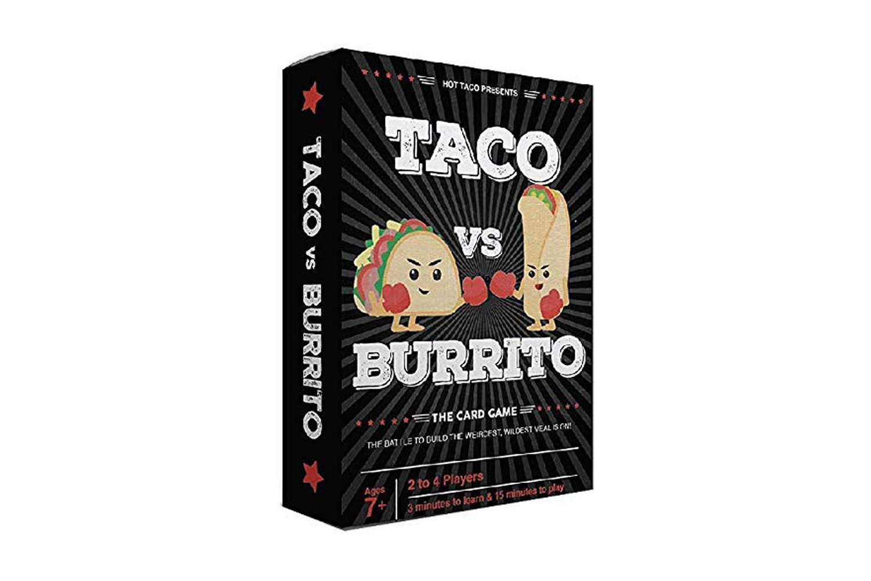 Taco vs Burrito game
