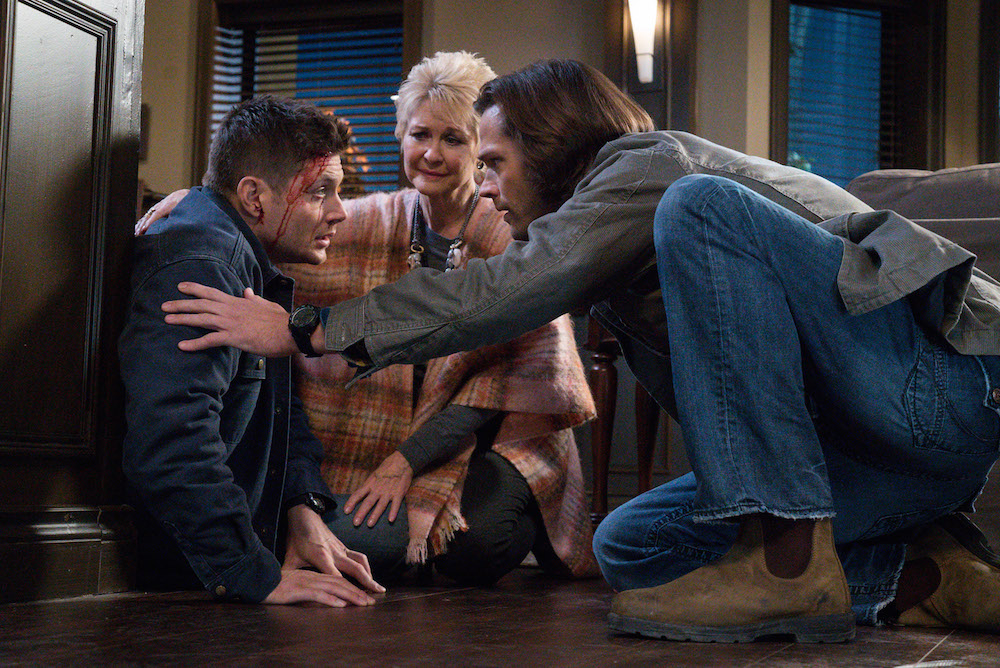 Dee Wallace On Supernatural - The CW