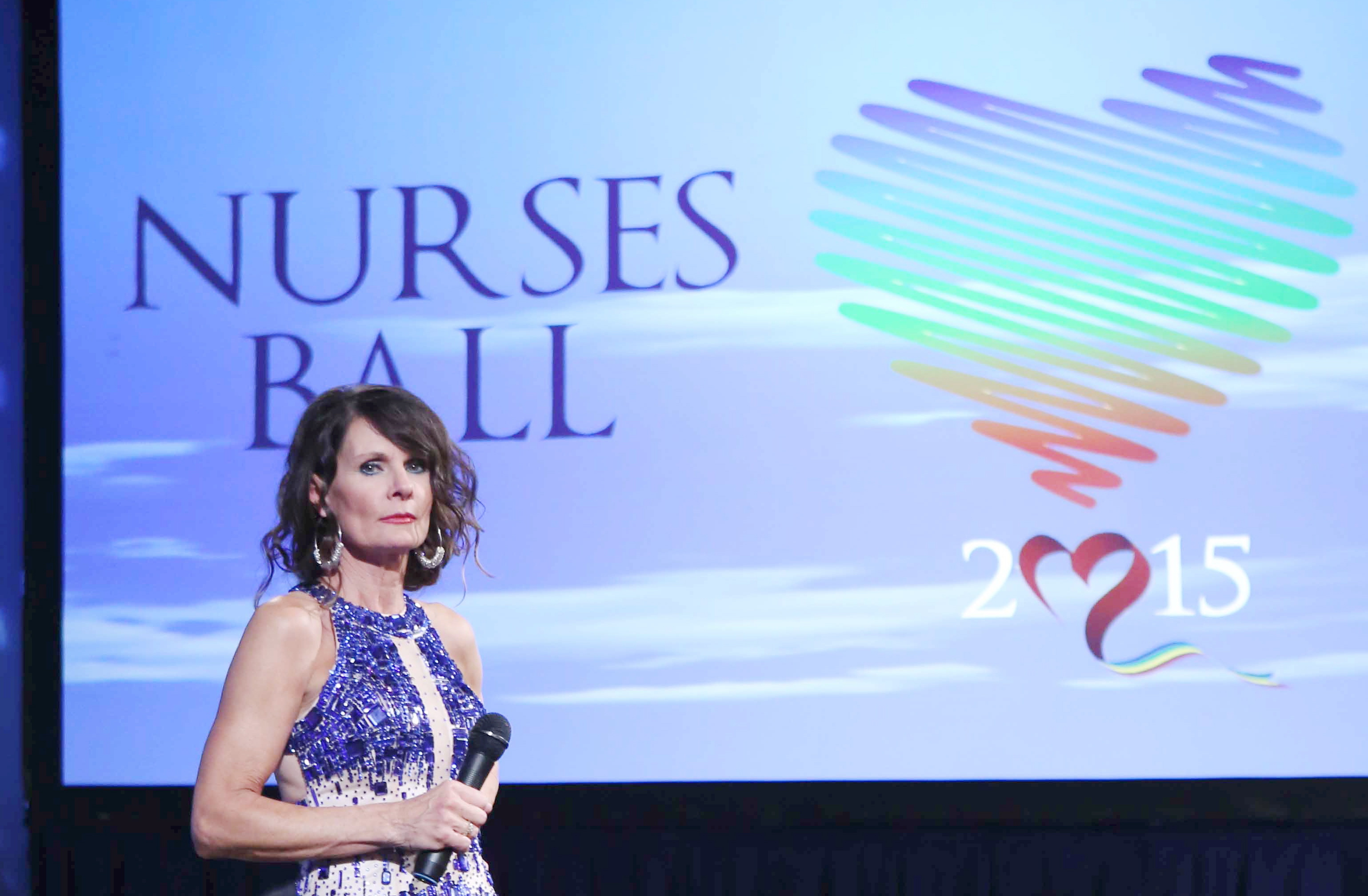GH Lynn Herring Nurses Ball Howard Wise/JPI