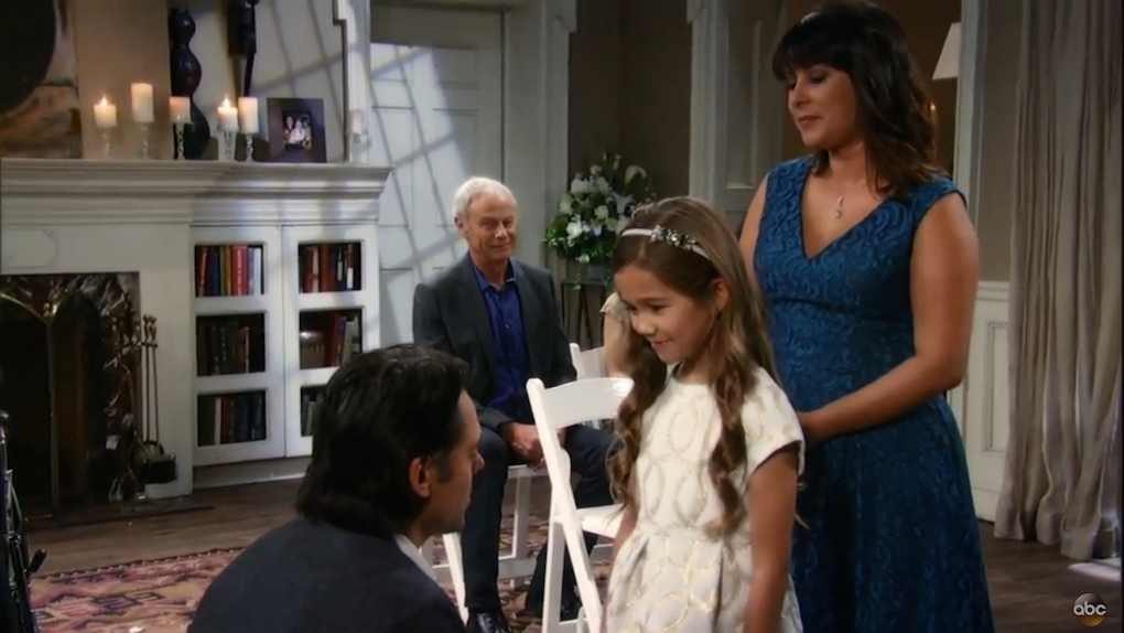 GH Robin Patrick Wedding Vows