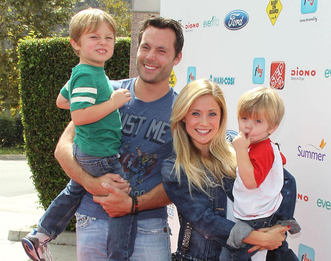 GH's Emme Rylan & Family - Bergman