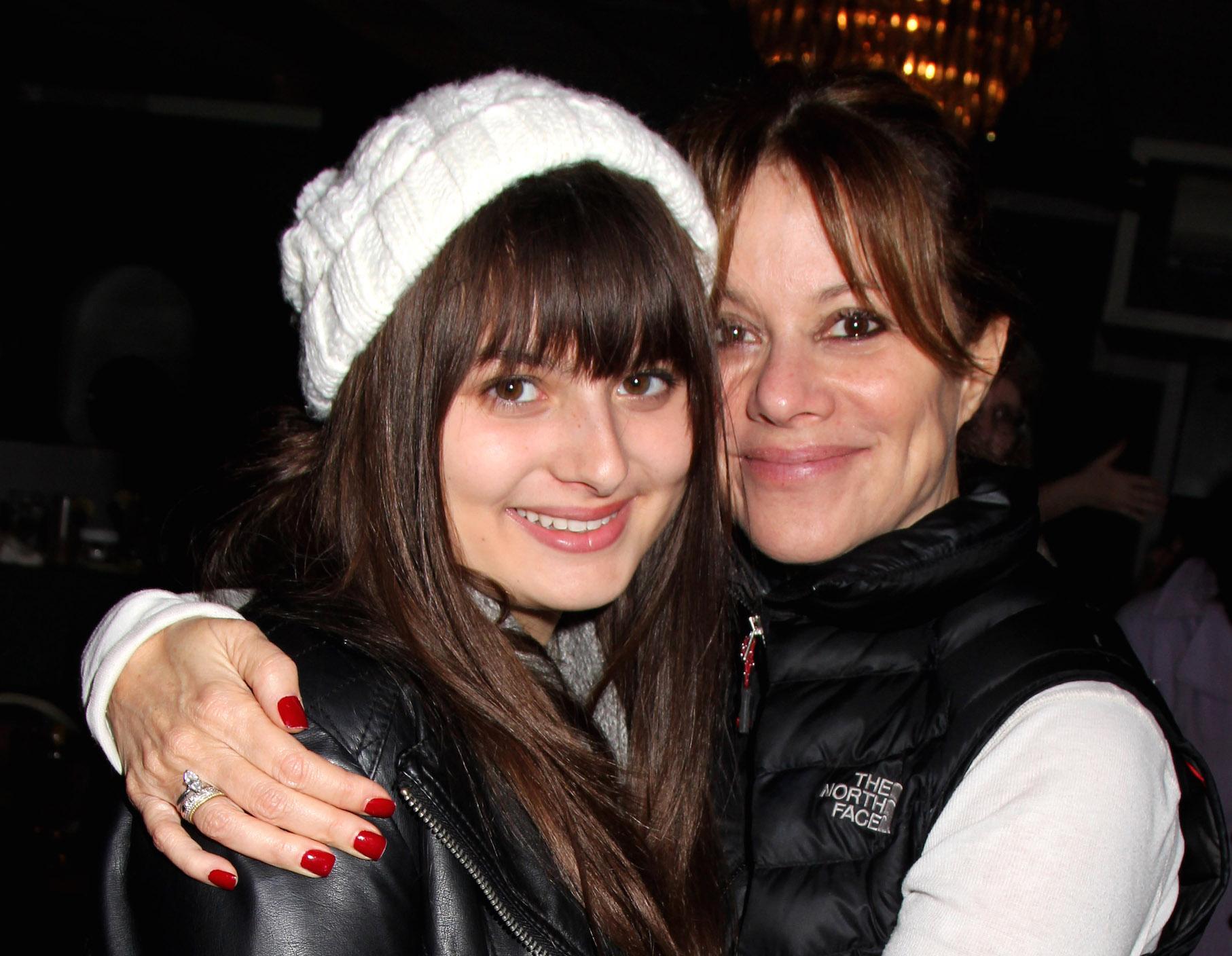 GH's Nancy Lee Grahn and daughter Kate - Bergman
