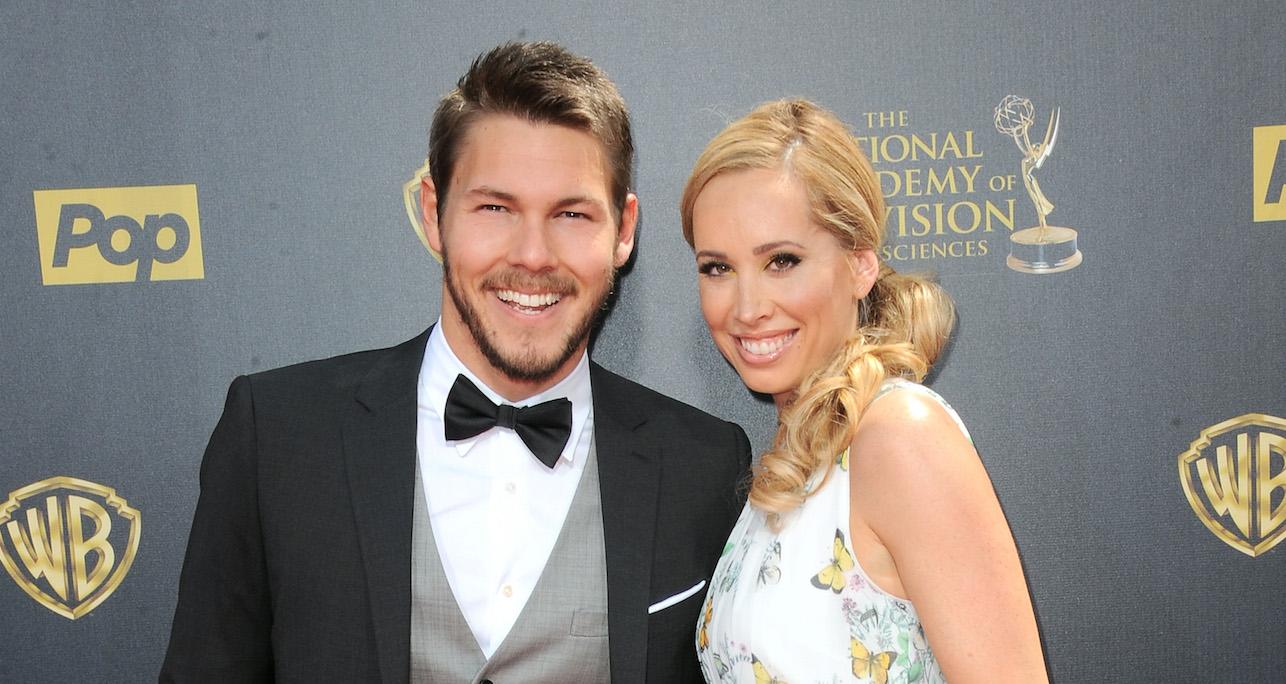 Scott Clifton Wife Nicole Getty