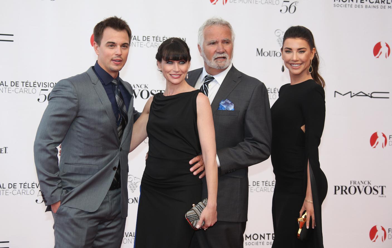 B&B Actors at Monte Carlo TV Festival - JPI