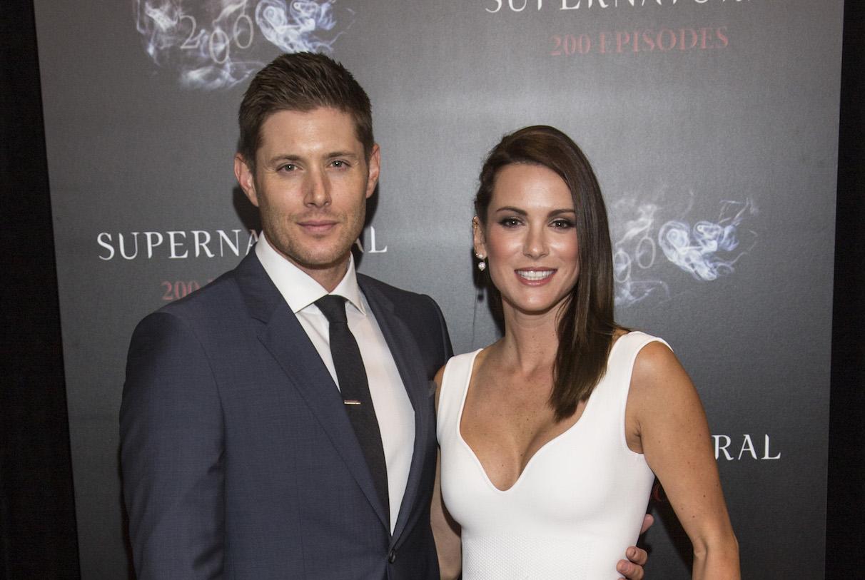 Jensen Ackles & Danneel Harris - WI
