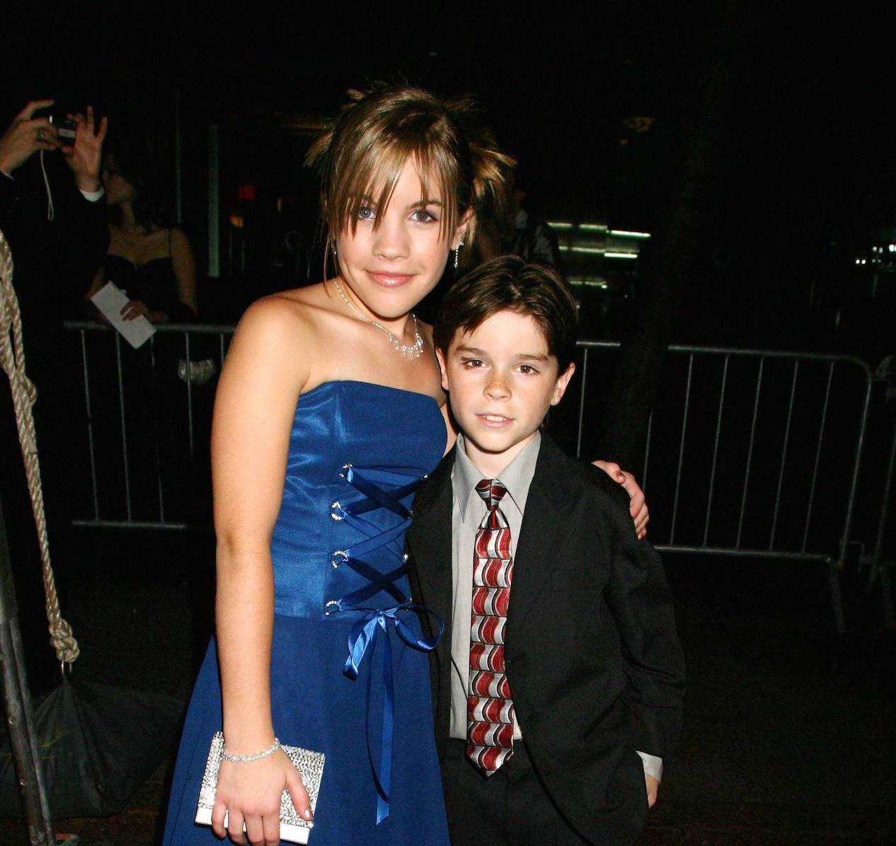 OLTL Kristen & Eddie Alderson in 2004 - JPI