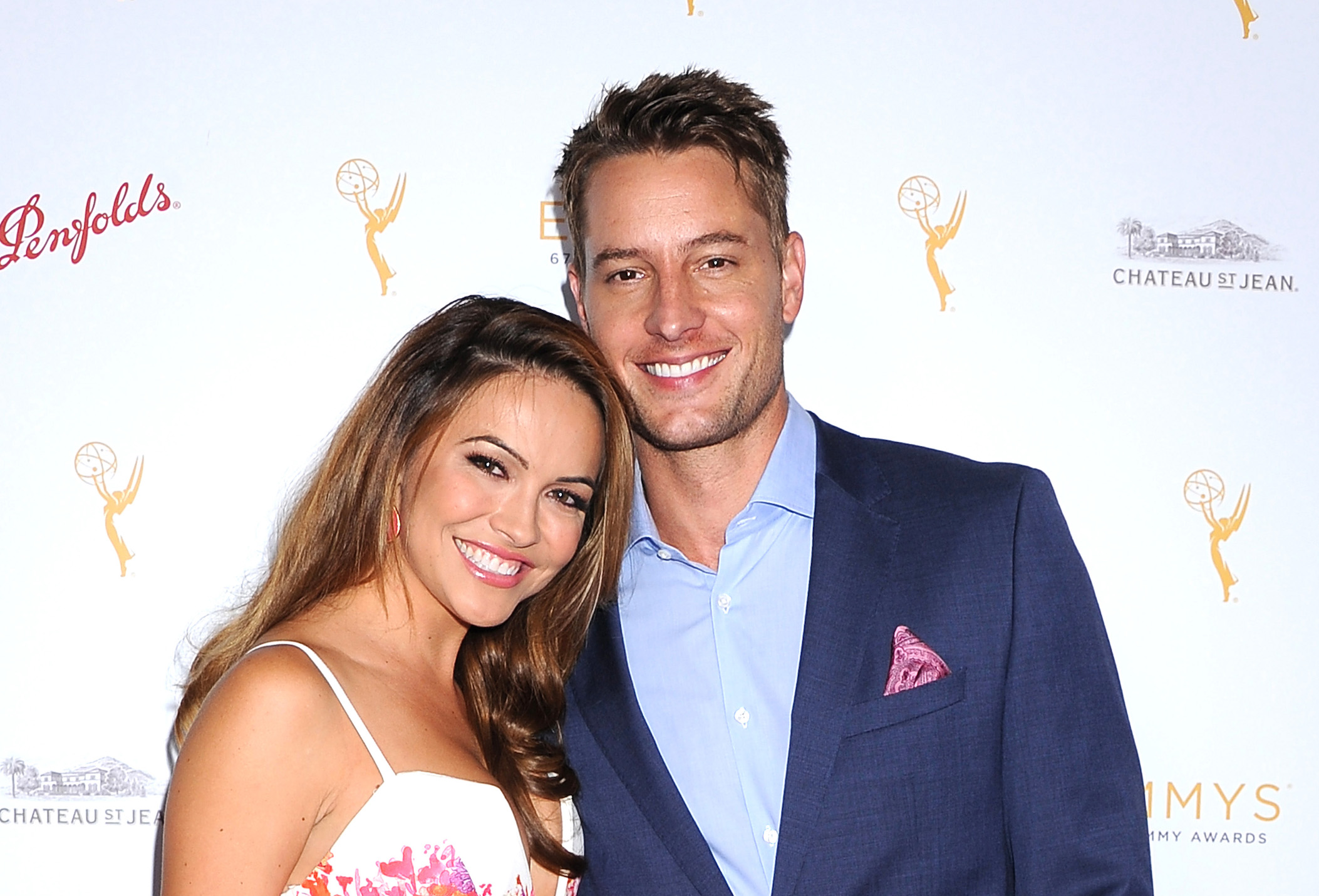 Y&R's Justin Hartley and Chrishell Stause - Bergman