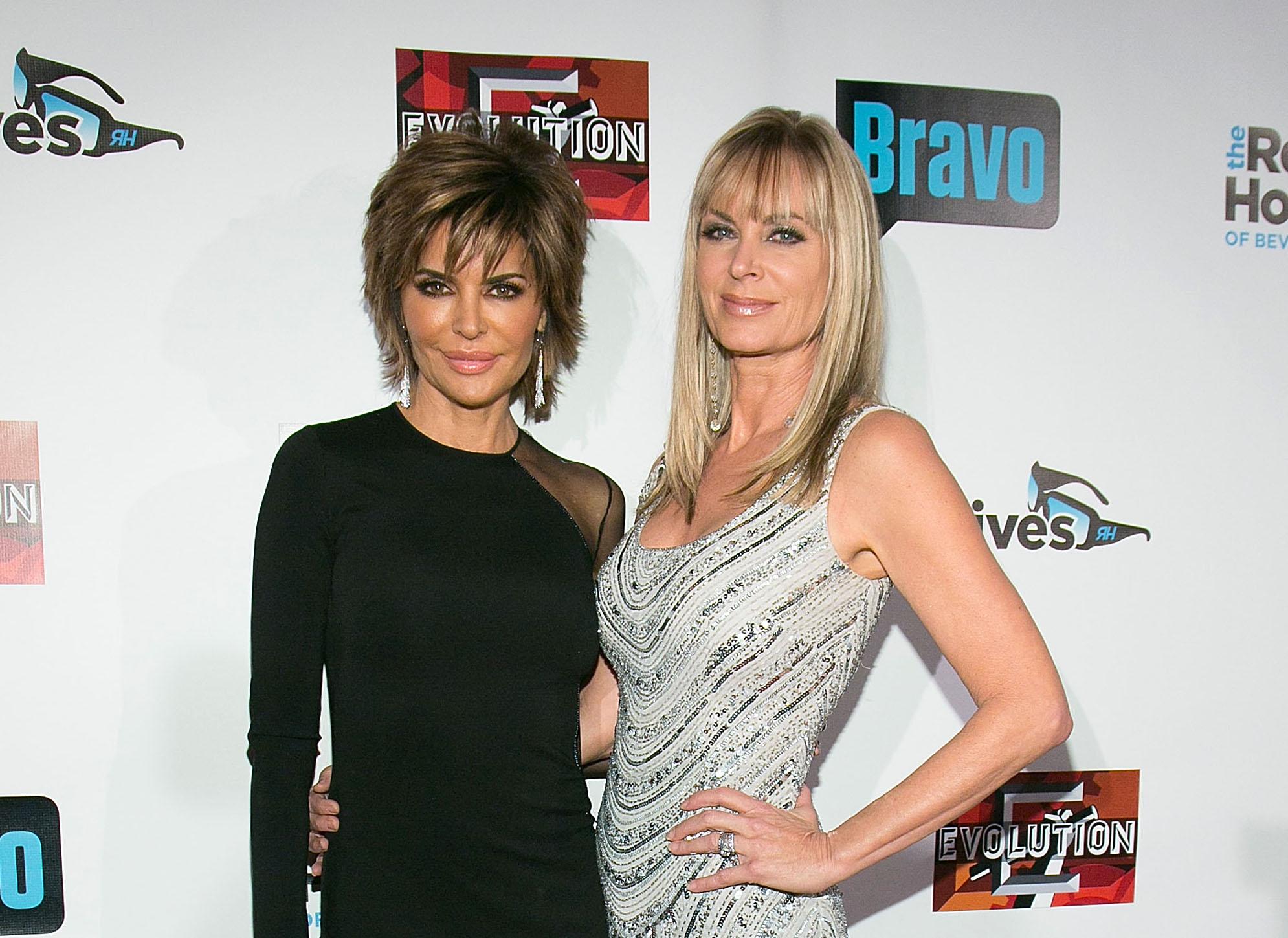 Lisa Rinna & Eileen Davidson - FilmMagic