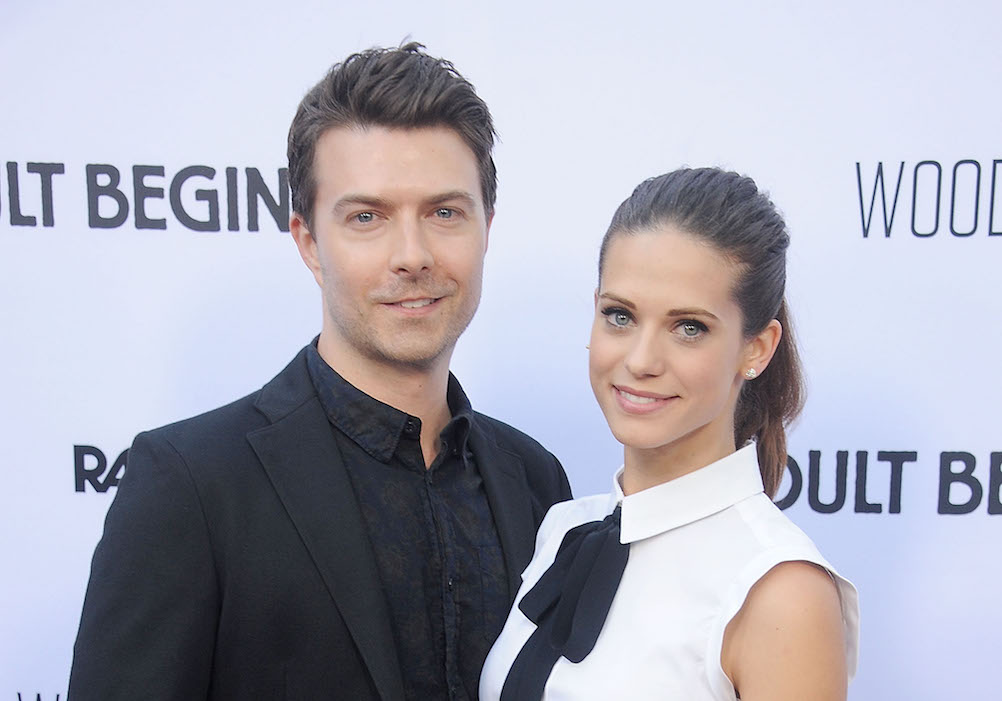 Lyndsy Fonseca and Noah Bean - WireImage