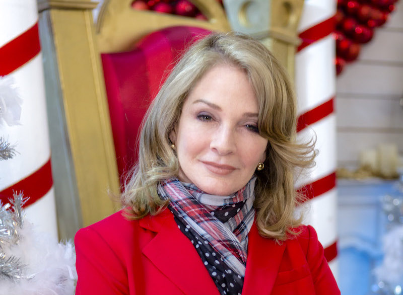 Deidre Hall in My Christmas Dream - Crown Media