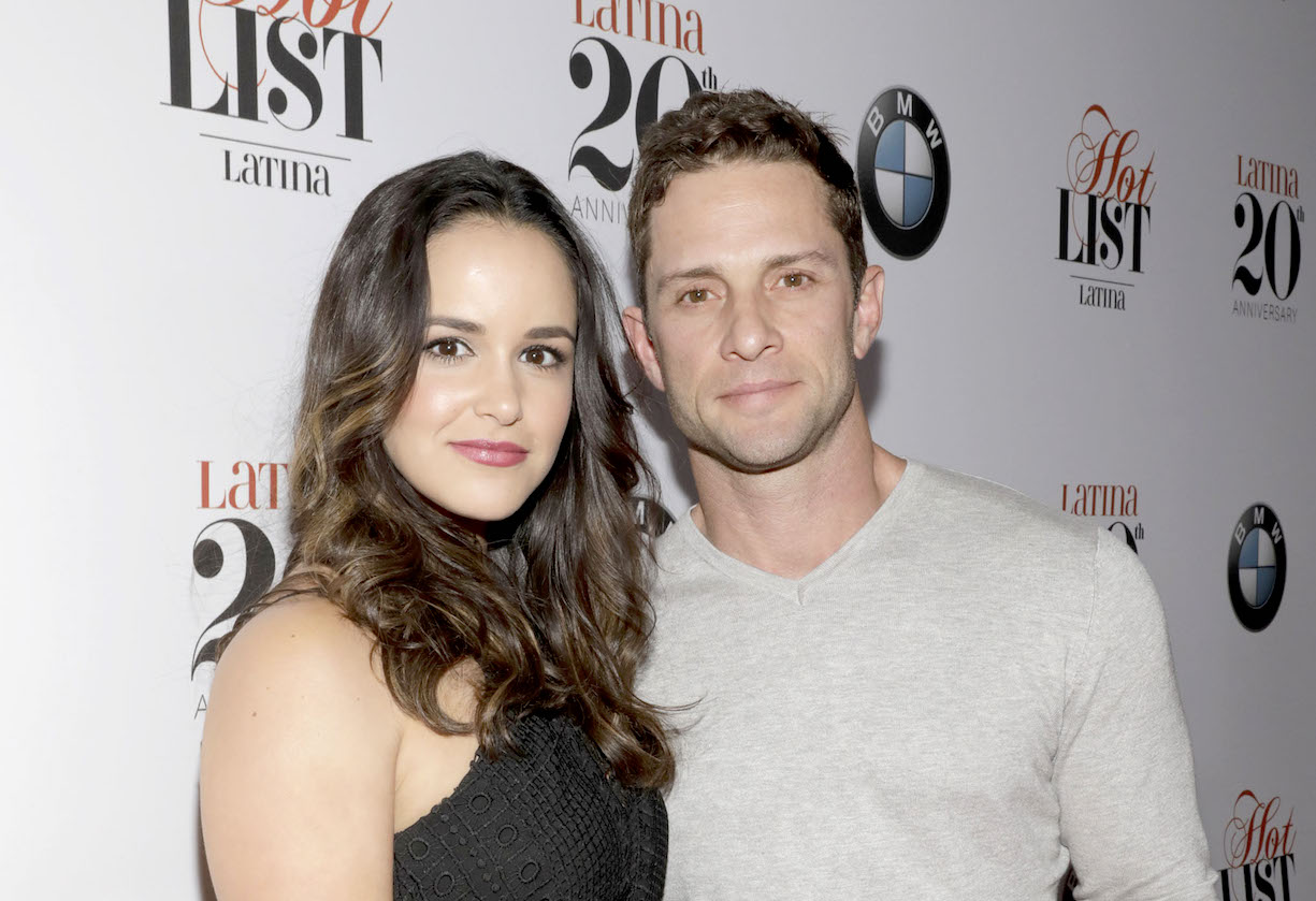 Melissa Fumero David Fumero - Getty